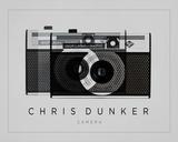 1 duplex pour 3 Reproduction procédé giclée par Chris Dunker