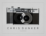 Duplex Giclee Print by Chris Dunker
