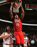 Al Horford 2014-15 Action Photo