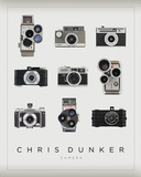 Camera Collective Giclee Print by Chris Dunker
