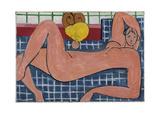 Nu Rose, 1935 Poster von Henri Matisse
