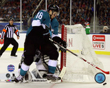 Tomas Hertl 2015 NHL Stadium Series Action Photo