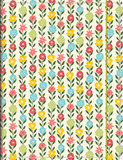 Bold Blossoms - 2016 Monthly Planner (17 Month) Calendars
