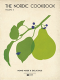 Nordic Cookbook II Giclee Print by  The Vintage Collection