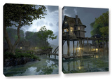Cynthia Decker's Stillwater, 2 Piece Gallery-Wrapped Canvas Set Posters by Cynthia Decker