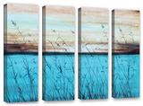 Jolina Anthony's Dawn (Brighter One), 4 Piece Gallery-Wrapped Canvas Set Prints by Jolina Anthony
