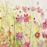 Into the Meadow II Giclee Print by Ann Oram