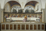 Last Supper Giclee Print by Domenico Ghirlandaio