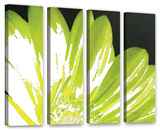 Herb Dickinson's Gerber Time Iii, 4 Piece Gallery-Wrapped Canvas Set Art by Herb Dickinson