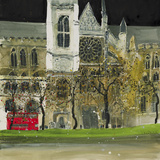 In Partnership, London Giclee Print by Susan Brown
