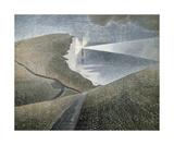 Beachy Head, 1939 Premium Giclee Print by Eric Ravilious
