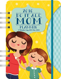Mom's Do It All - 2016 17 Month Weekly Planner w/Stickers Calendars