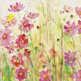 Into the Meadow I Giclee Print by Ann Oram
