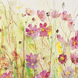 Into the Meadow II Prints by Ann Oram