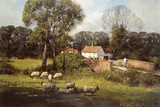 Spring Splendour Giclee Print by Clive Madgwick