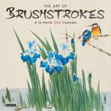 The Art of Brushstrokes - 2016 Calendar Calendars