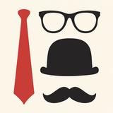 Gentleman's Style II Posters by Clara Wells