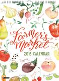 Farmer's Market  - 2016 Poster Calendar Calendars