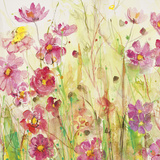 Into the Meadow I Prints by Ann Oram