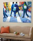 Go City III Plakater av Marc Archambault