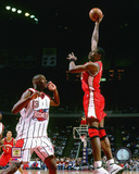 Dikembe Mutombo 2000 Action Photo