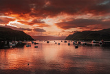 Portree Sunrise Photographic Print by Philippe Sainte-Laudy