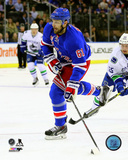 Rick Nash 2014-15 Action Photo