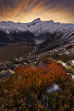 Mountsefton Photographic Print by Yan Zhang