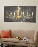 Grand Chandelier II Posters by James Wiens