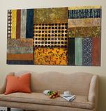 Juxtapose I Art by Cheryl Warrick