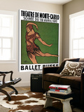 Ballet Russe Posters