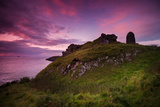 Duntulm Castle Photographic Print by Philippe Sainte-Laudy