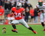 Carlos Hyde Ohio State Buckeyes 2013 Action Photo