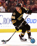 David Pastrnak 2014-15 Action Photo