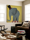 Circus Elephant Prints by Ryan Fowler
