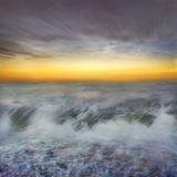 Golden Horizons Photographic Print by Adrian Campfield