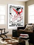 Bal des Quat'z'Arts Posters