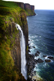 Kilt Rock Photographic Print by Philippe Sainte-Laudy