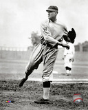 Walter Johnson 1914 Action Photo