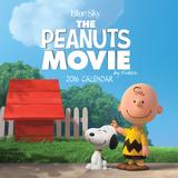 Peanuts Movie, The - 2016 Mini Calendar Calendars