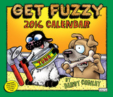 Get Fuzzy Day-to-Day - 2016 Boxed Calendar Calendars