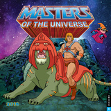 He-Man and the Masters of the Universe - 2016 Calendar Calendars