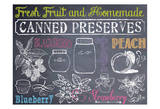 Preserves Poster by Melody Hogan