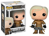 Game of Thrones - Brienne of Tarth POP TV Figure Novelty