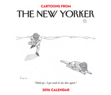 Cartoons from The New Yorker Day-to-Day - 2016 Boxed Calendar Calendars
