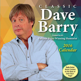 Classic Dave Barry Day-to-Day - 2016 Boxed Calendar Calendars