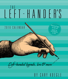 The Left-Hander's - 2016 Weekly Planner Calendars