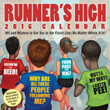 Runner's High Day-to-Day - 2016 Boxed Calendar Calendars