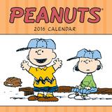 Peanuts - 2016 Mini Calendar Calendars