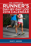 Complete Runner's Day-by-Day Log - 2016 Daily Planner Calendars
